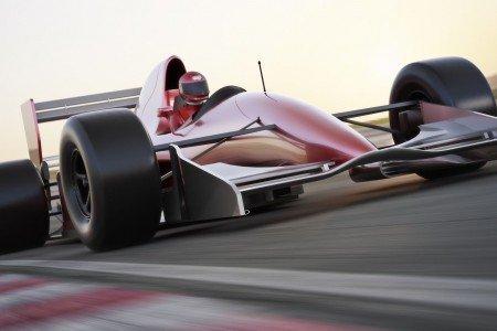 Formule 1, ilustrační