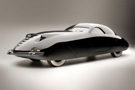 Phantom Corsair - auto, které mohlo vzniknout jen v technicky rozžhavených třicátých letech
