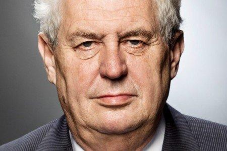 Miloš Zeman - prezident ČR