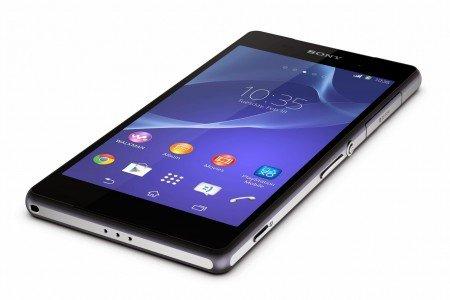 Sony si dokázalo udržet krásný design i v případě mobilu do nepohody