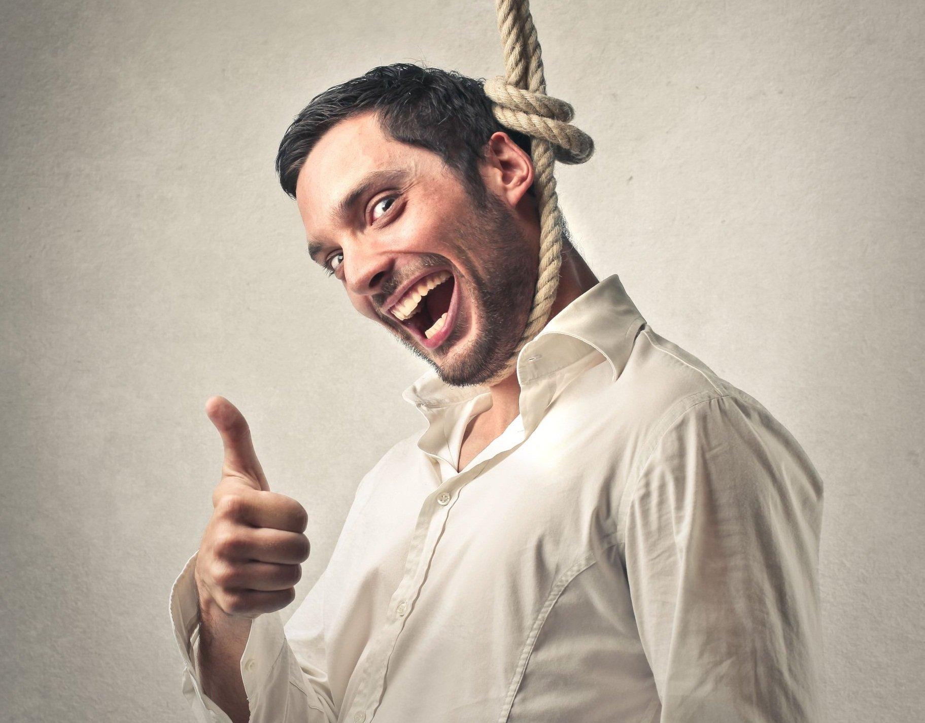 Jak nespáchat sebevraždu