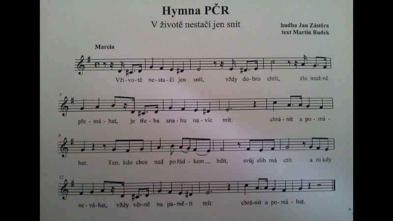 Nová policejní hymna? Přepsat!
