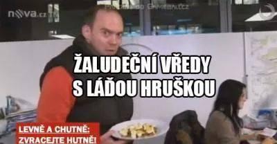 Láďa Hruška a jeho nový recept