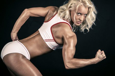 Ženy a steroidy
