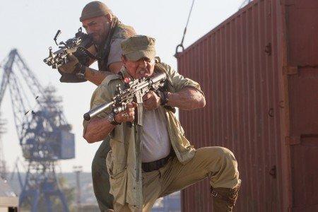 Expendables 4 - Stallone přitvrdí