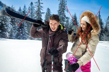 Proč jsou lyže lepší než ženská