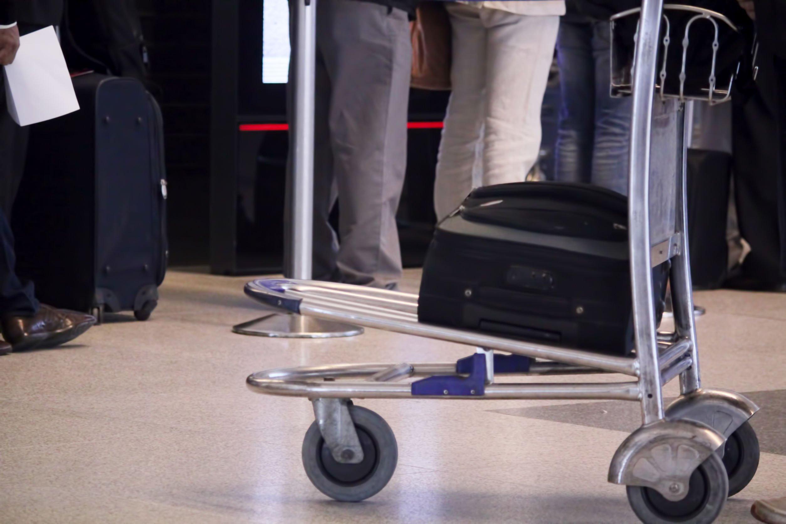 Ztracené kufry