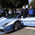 Exkluzivní policejní auta