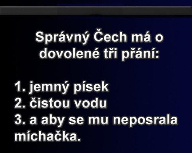 Česká dovolená