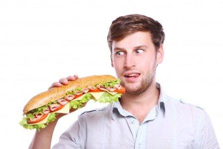 Shoďte kila jezením