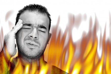 Smrt upálením