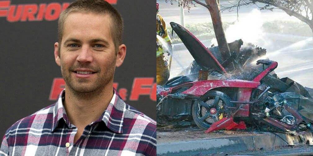 Celebrity, které zemřeli při autonehodách