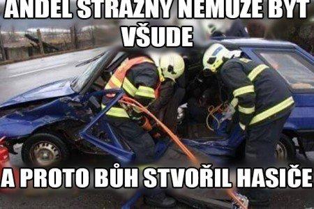 Pocta pro hasiče