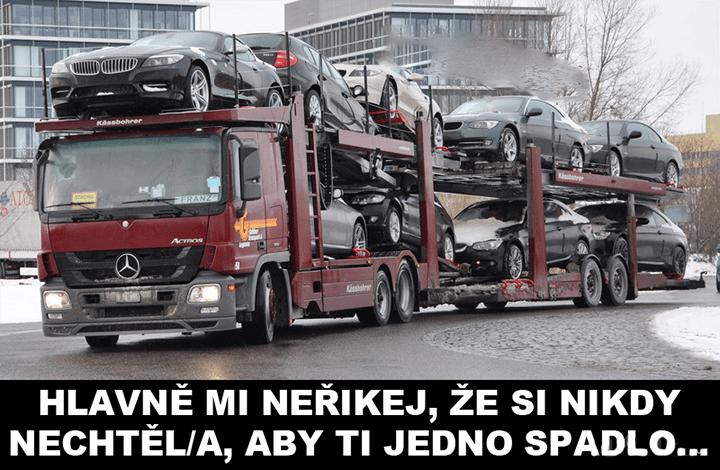 Jak dostat auto (zdarma)