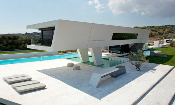 Nejluxusn j rezidence cht li byste v nich bydlet for Studio v architecture