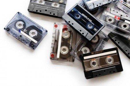 Magnetofonové kazety
