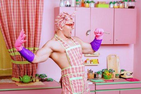 Jak zvítězit nad kuchyní