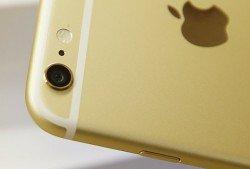Kamera iPhonu 6s zaznamenala upgrade.