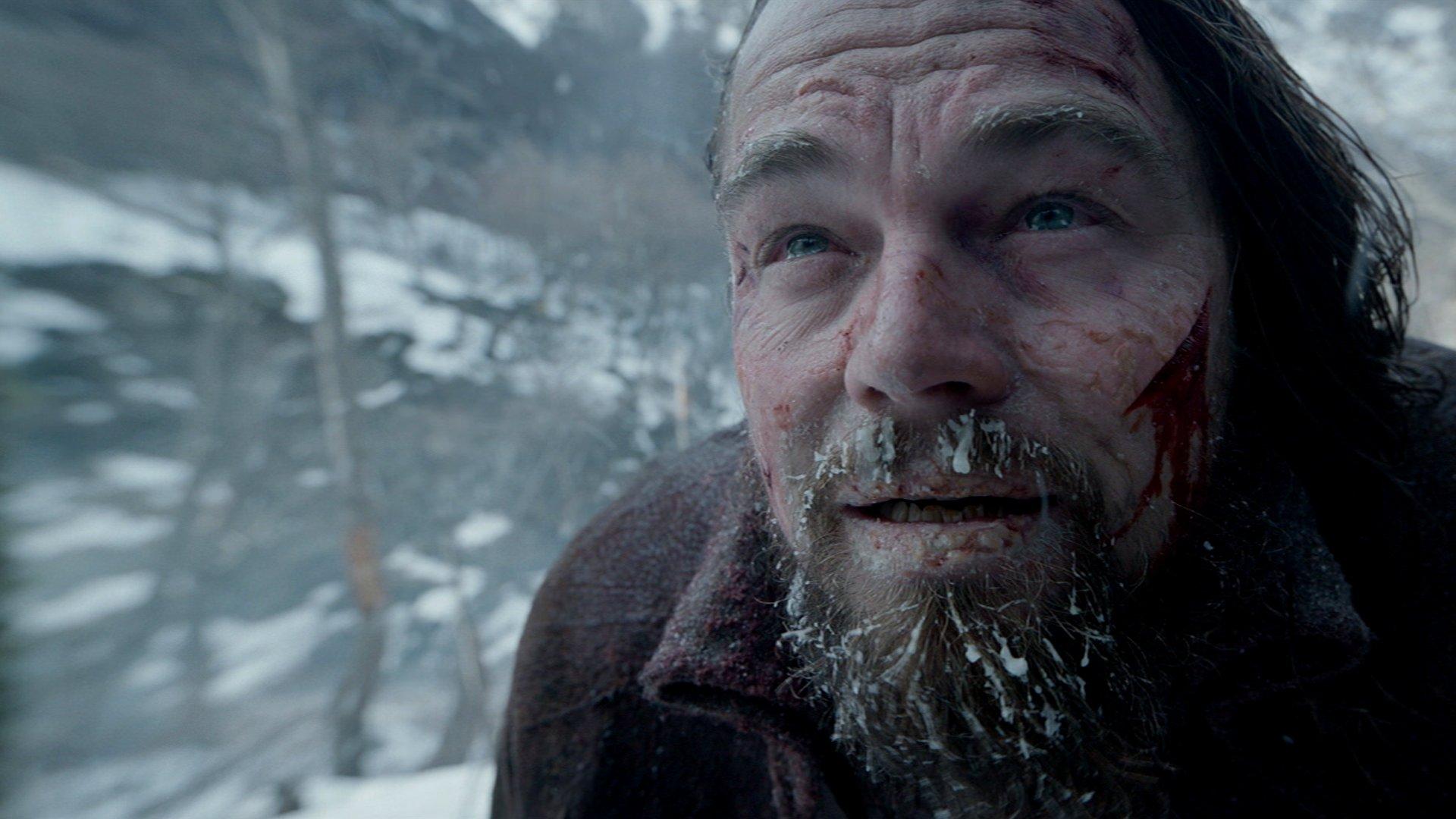 DiCaprio doopravdy mrzl