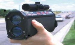 Laserový měřič TruCam vás vyfotí až na 400 m.