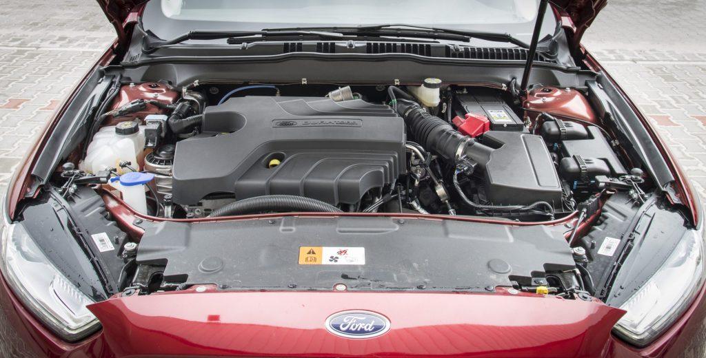 Motor Duratorq má síly na rozdávání.