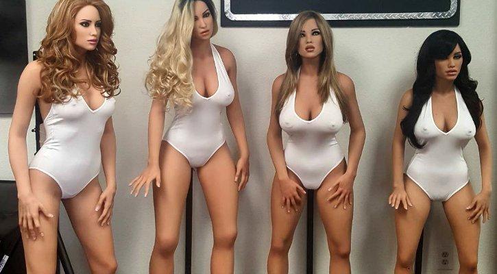Anální sex panenky