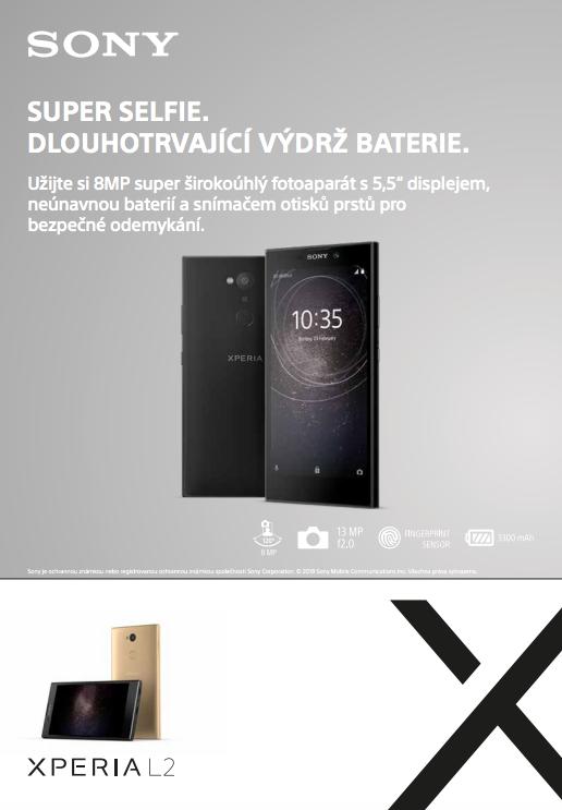 Xperia L2 od Sony