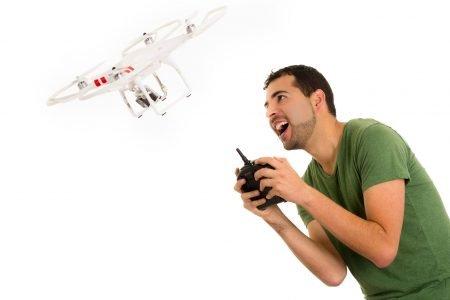 dron originální dárek pod stromeček