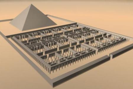 Egyptský labirint