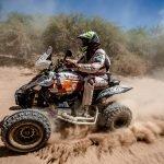Yamahy na Dakaru 2018