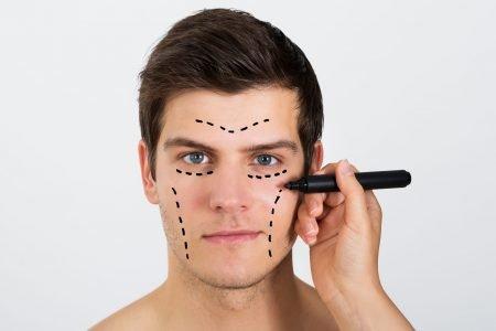 muž chirurgický zákrok