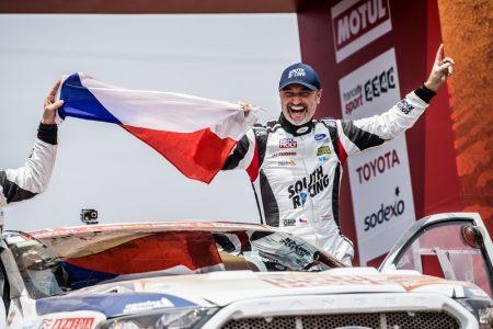 Dakar Rallye_1 etapa Ouředníček