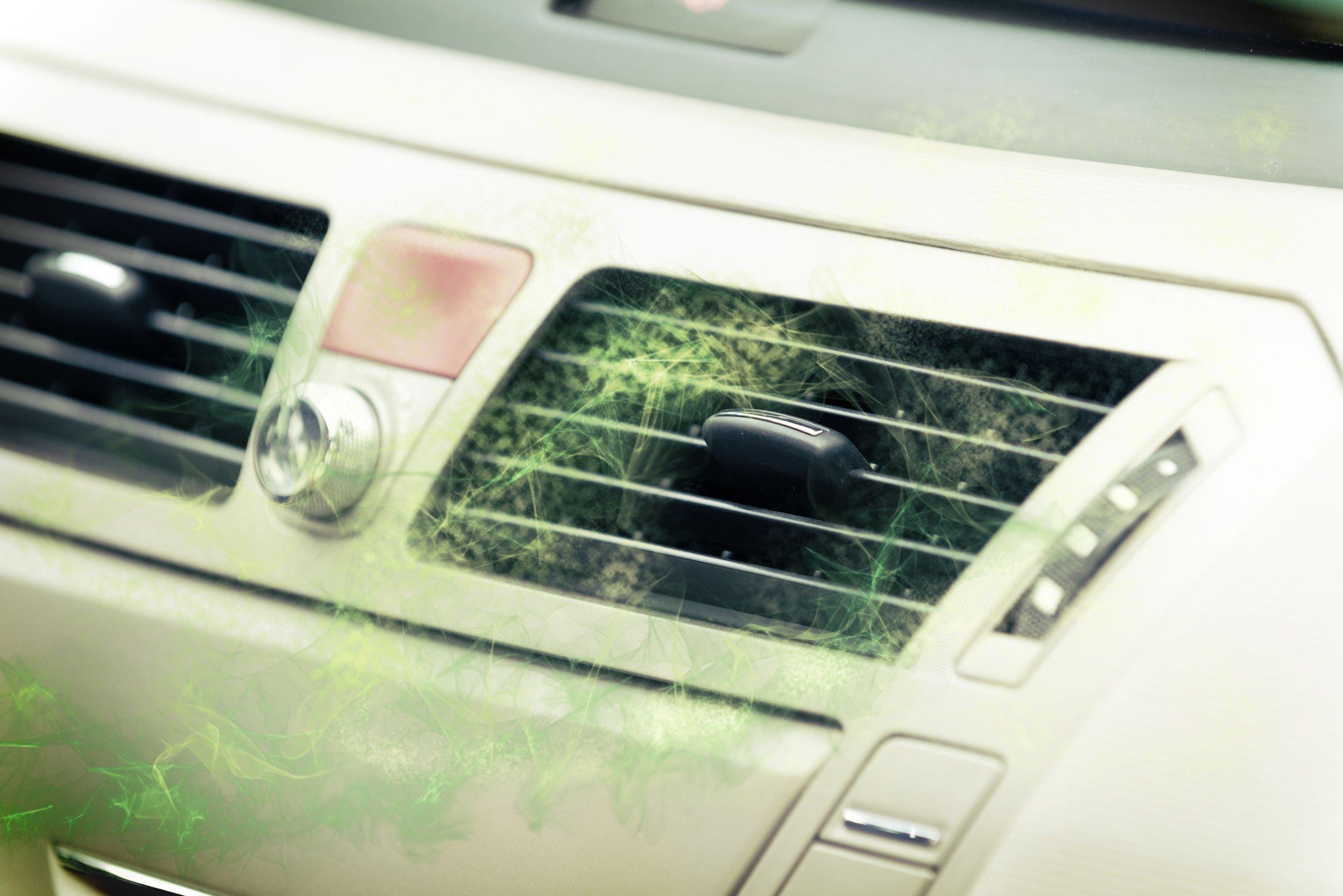 zapach v aute