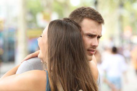 kdy muz podvede svou partnerku