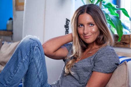 surfařka Tereza Olivová