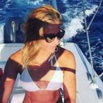 Ester Ledecká v plavkách
