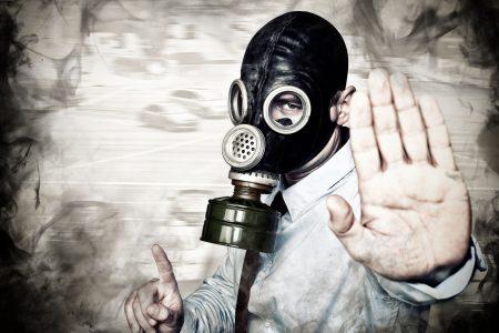 novičok smrtící plyn