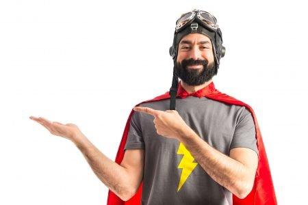 superhrdina chlap