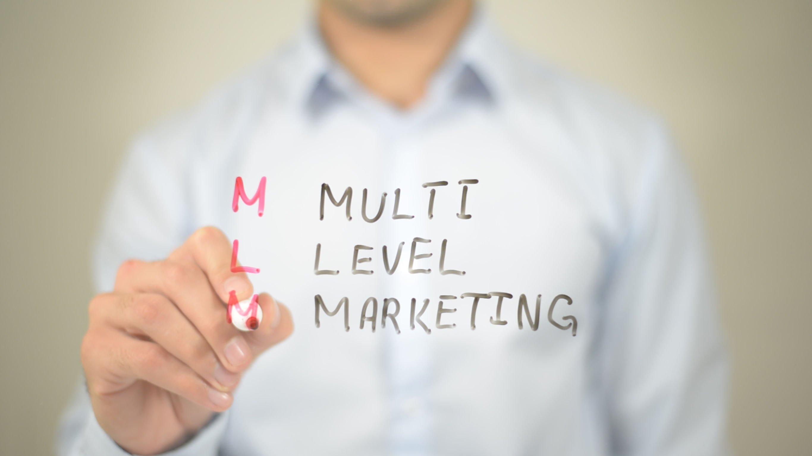 multi level marketing jak se nenechat napálit