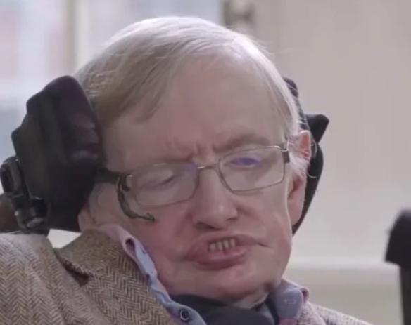 Stephen Hawking zemřel