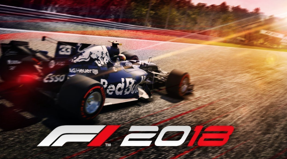 Formule 1 2018
