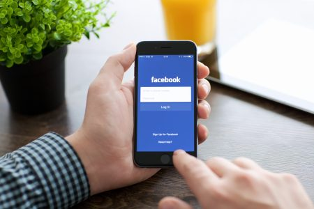 Facebook ukradena data