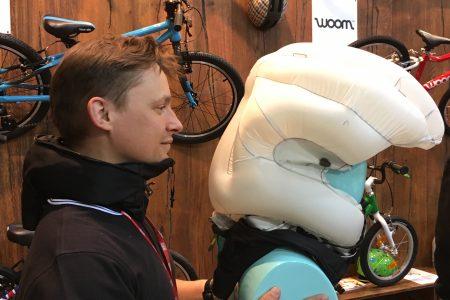 airbag pro cyklisty