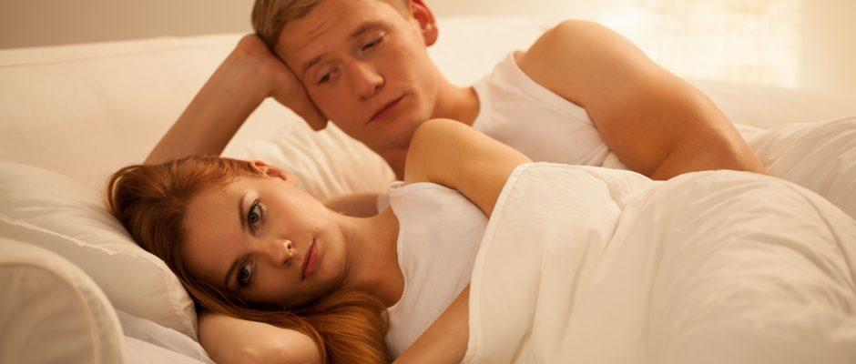 Kdo rozhoduje o tom, jak často máte sex?