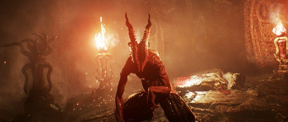 Průchod peklem v hororovém Agony