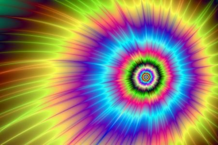 Pokusy s LSD