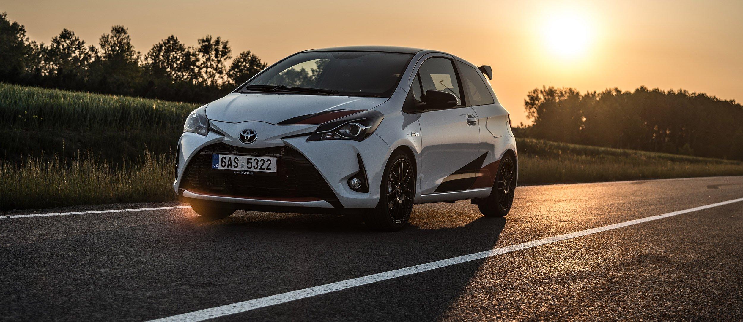 Redakční autotest: Toyota Yaris GRMN