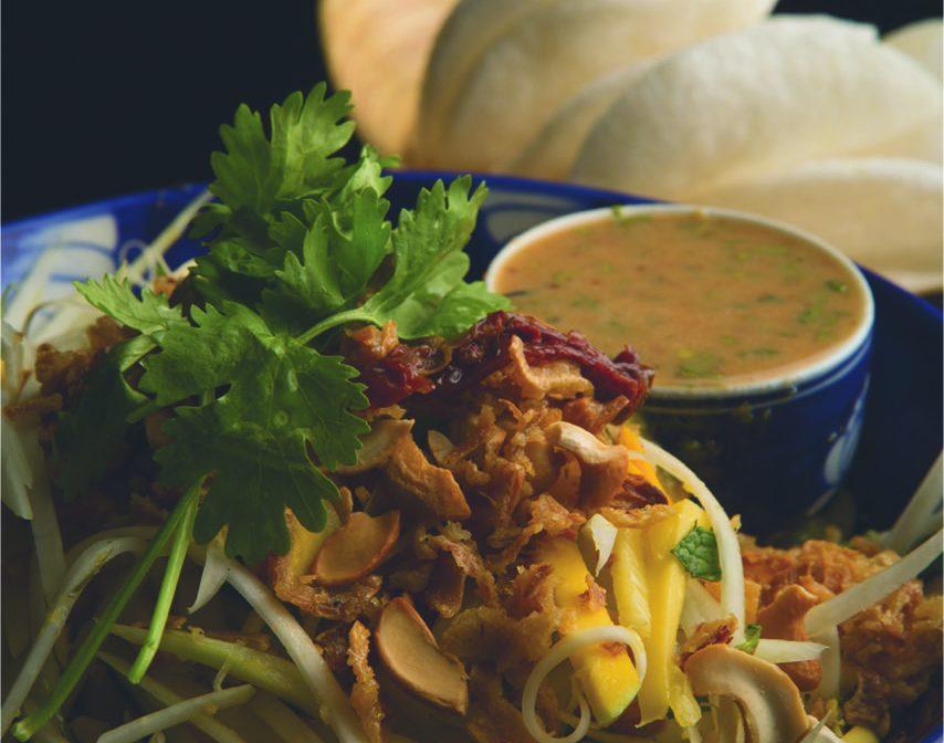 SaSaZu Thai Papaya Salad