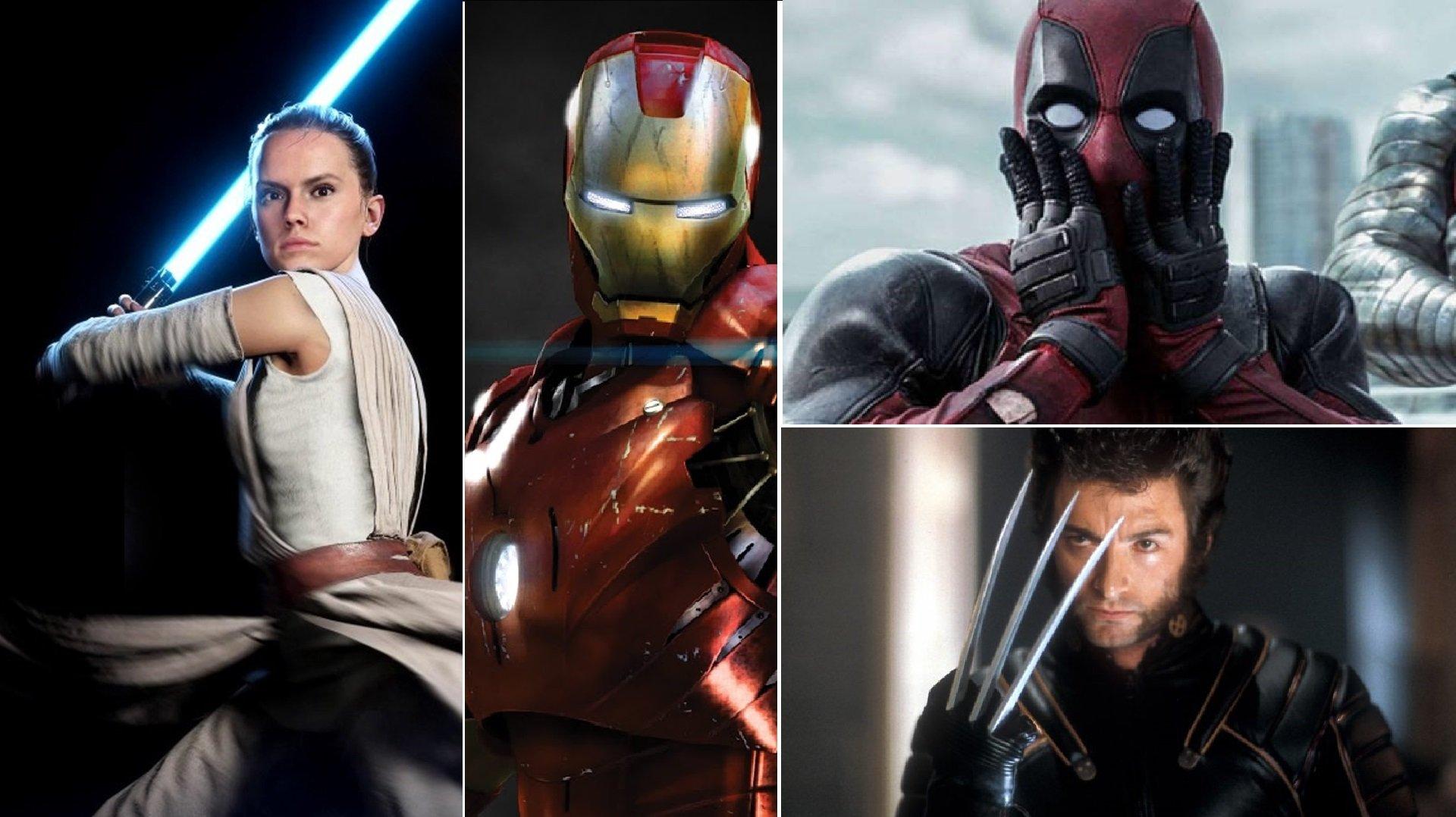 Disney spolknul Marvel i Hvězdné války, teď odkoupil 21st Century Fox!