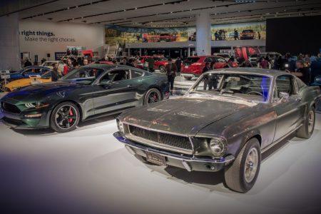 Pokud máte ale zájem o pořádné retro a chcete se pyšnit kouskem z roku 1968, můžete ho mít také, například zde. Není to sice ten, ve kterém jezdil Steve McQueen, ale je naprosto v TOP stavu. Budou to dobře investované 3 miliony Korun.